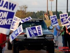通用汽车停止支付罢工工人医疗保险 由工会承担