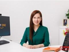 亚马逊全球副总裁、亚马逊全球开店亚太区负责人Cindy Tai分享职场经历